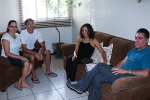 Visita ao Aposentado Francisco da Costa Matos - Paulo Cabral (17)
