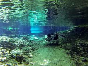 Cristofer faz mergulho desde os 15 anos de idade (Fotos: Arquivo Pessoal)