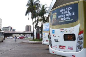 Campanha terá duração de um mês e explora espaços em diversas mídias (Foto: Paulo Cabral/Sinpol-DF)