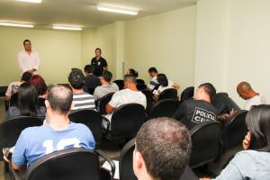 De acordo com o primeiro vice-presidente, Renato Rincon, diz que os pleitos serão apresentados ao governo