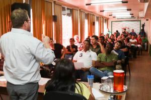25.07.16 - Operacao PCDF Legal - Reuniao com Representantes Sindicais e Chefes de Secao - Paulo Cabral (1)