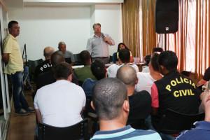 25.07.16 - Operacao PCDF Legal - Reuniao com Representantes Sindicais e Chefes de Secao - Paulo Cabral (10)